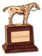 Eclipse Award trophy